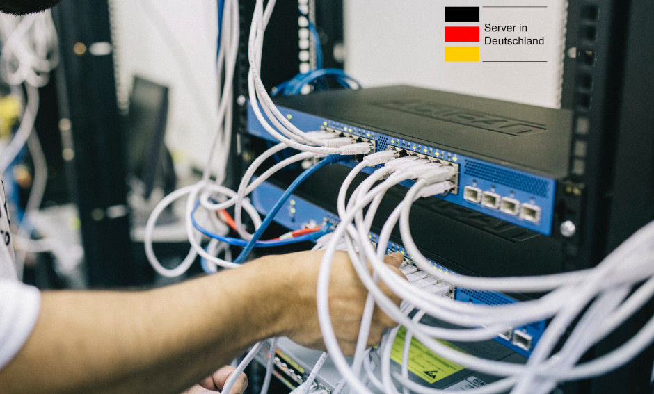 Server in Deutschland